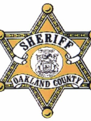 Oakland County Sheriff's badge