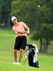 Beech's Michael Barnard finished runner-up in the Division I Large Class state tournament.