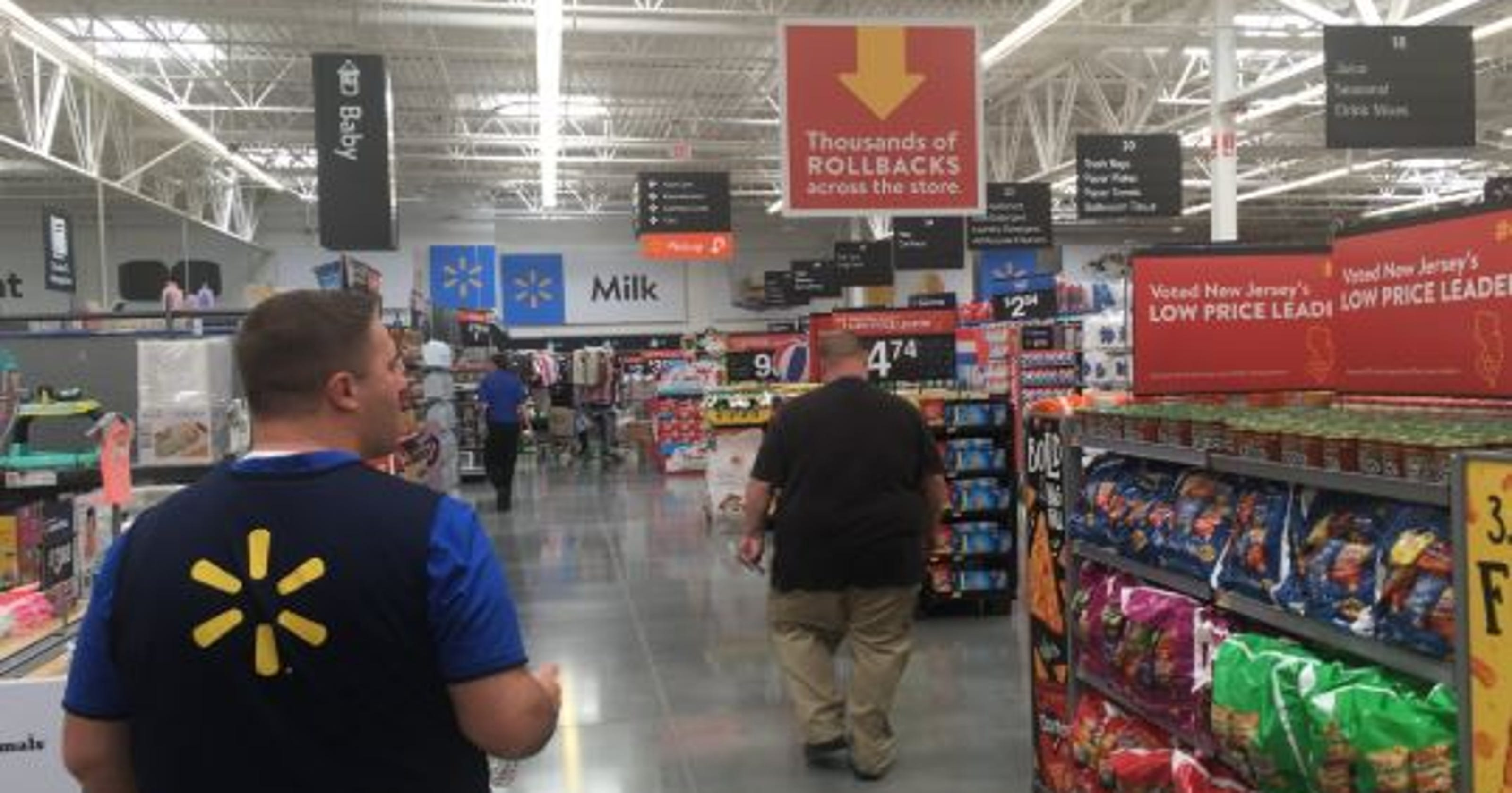 detailed look 18f61 aa0f5 New Walmart supercenter opening June 6 on Route 73 in Mount ...