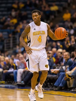 Grambling's Remond Brown scored 23 points against Alabama State.