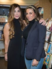 """Siggy Flicker and Dolores Catania of """"Real Housewives"""