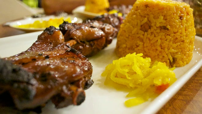 A place of meat and rice at The Aristocrat in Makati.