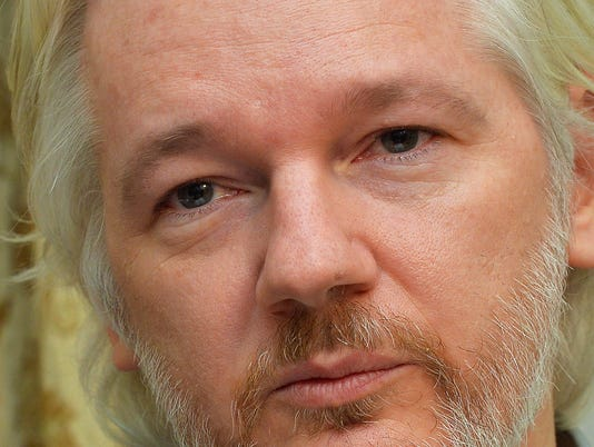 Reports: Sex charges against WikiLeaks' Assange set to expire