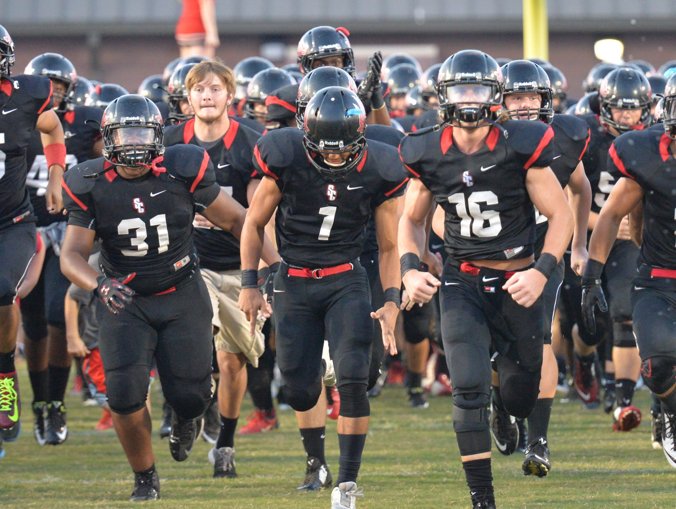 Stewarts Creek's football team finished 6-4, but failed