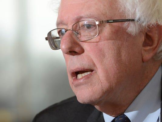 Bernie Sanders pot