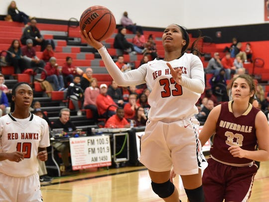 Stewarts Creek's Brandi Ferby committed to Austin Peay Wednesday night.