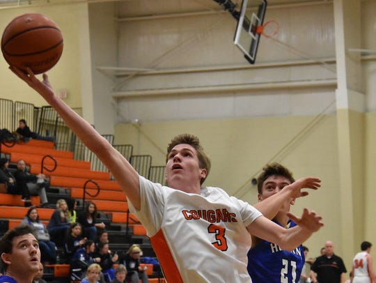 MTCS' Nate Howell