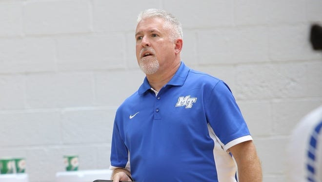 Matt Peck was fired Monday after accumulating a 208-141 record at MTSU.