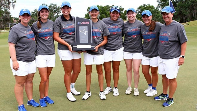 The Blue Raiders won their second straight Conference USA title on Wednesday.