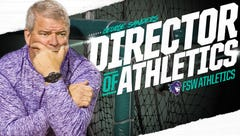 FSW announces George Sanders as new athletic director following year as interim AD