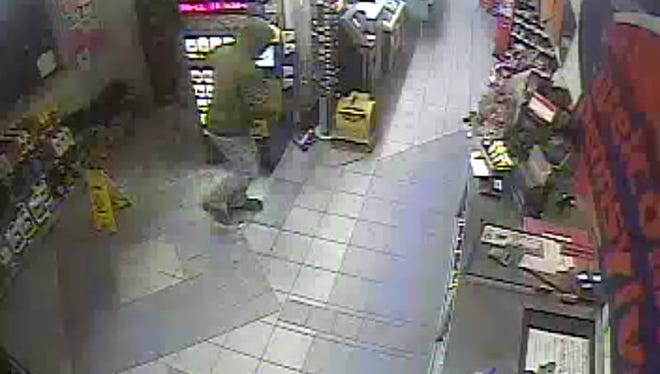 The Chemung County Sheriff's Office is seeking help identifying a suspect in a May 17 burglary at the Dandy Mini Mart in Wellsburg.
