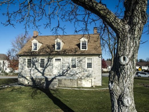 These three historic york county sites are at risk for The hanover house