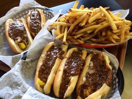 Vegetarian Hot Dog Manhattan