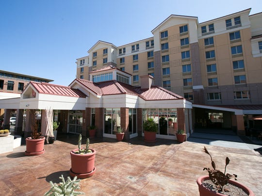 Hilton Garden Inn in Old Town Scottsdale