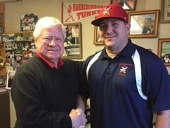 Former Staunton Braves coach George Laase was named