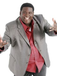 Comedian Shawn Banks