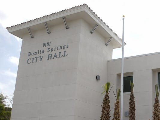 BONITA SPRINGS CITY HALL