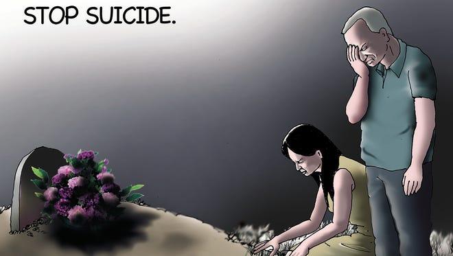 Sunday cartoon for Sept. 11, 2016