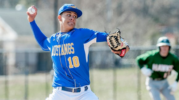 Monroe College right-hander Francisco Justo was selected