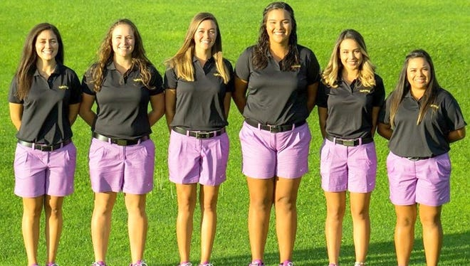 The Western New Mexico University women's golf team had the highest grade point average, at 3.68. They were one of three WNMU teams that earned Champion Academic Awards from the Lone Star Conference.