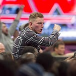Pat McAfee: 'My dream was always to become a professional wrestler'