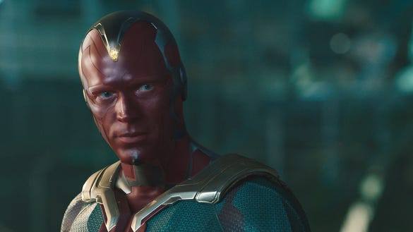 Glove at the end of avengers age of ultron is kind of a big deal