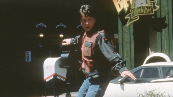 Michael J. Fox  saw a 2015 that featured a Chicago
