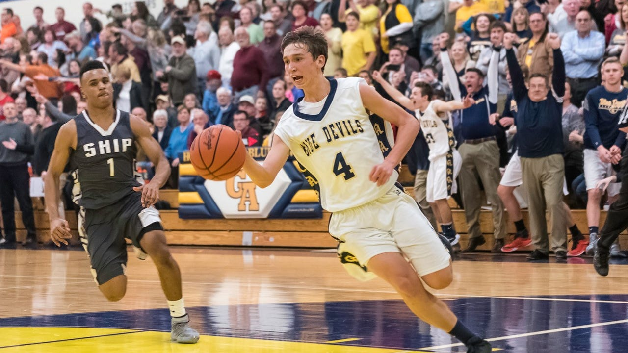 Check out the best of the best from Greencastle-Antrim's playoff game with Shippensburg on Monday night.