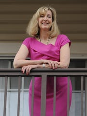 Jennifer Roberts, 61, has changed careers several times,