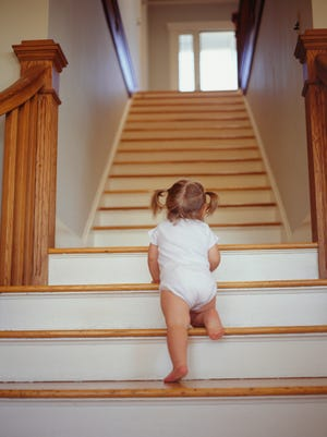 So much of parenting is knowing when to hang on, knowing when to let go.
