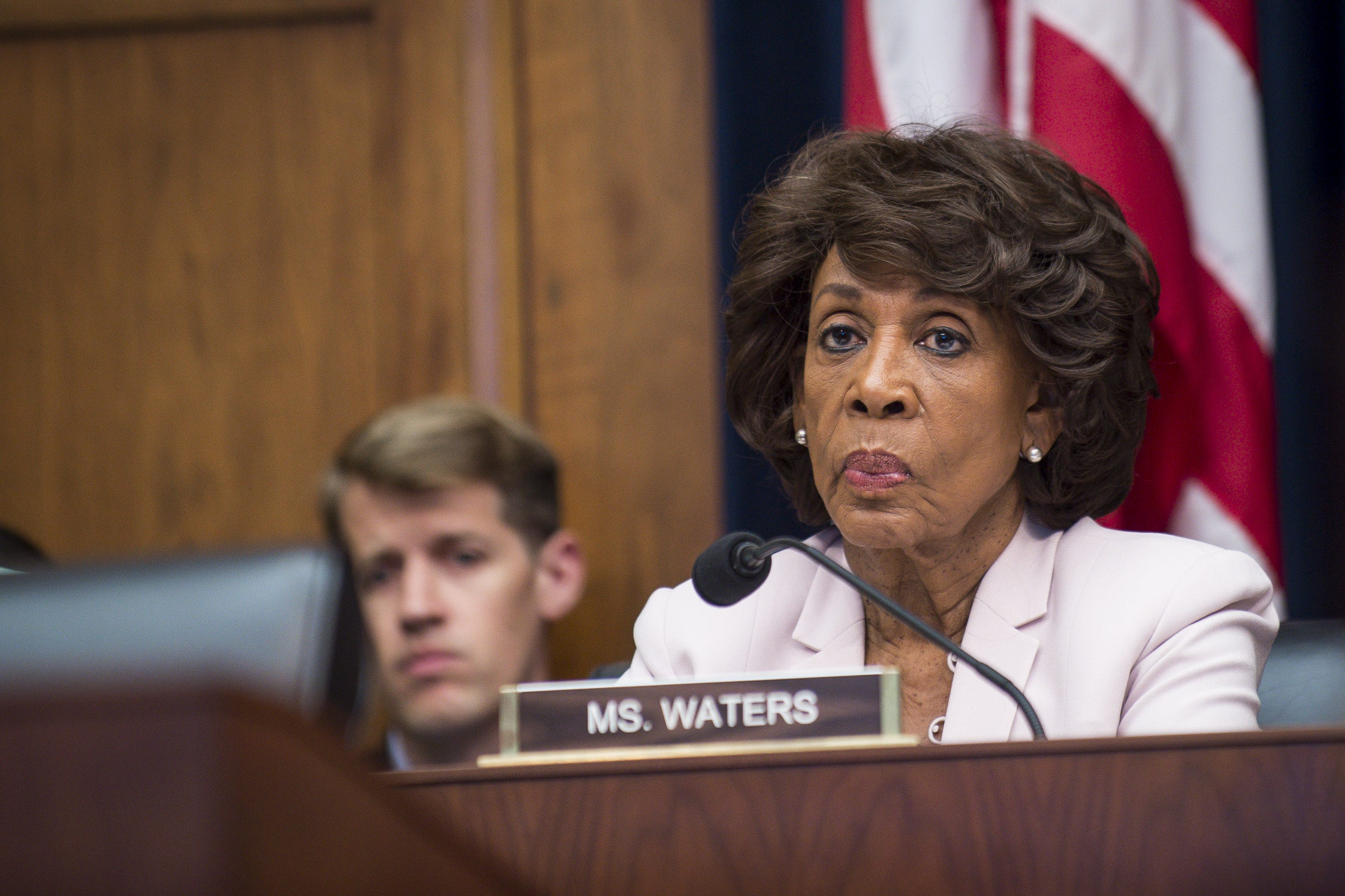 636372684320596629 GTY 813339478 92322849 rep maxine waters prompts buzz, memes for reclaiming her time