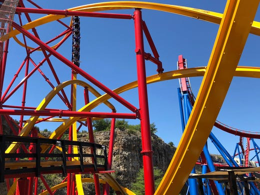 By Ken Levine Wonder Woman My Review: Wonder Woman: Golden Lasso Coaster At Six Flags Review