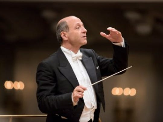 Ivan Fischer, conductor of the Budapest Festival Orchestra