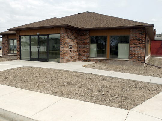 The Lester Public Library of Vesper opened at its location May 13, 2006.