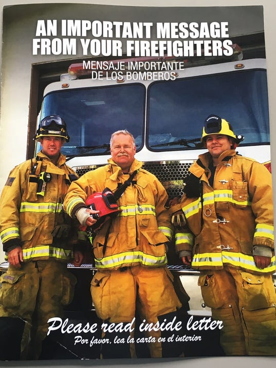 Firefighters for Better Government