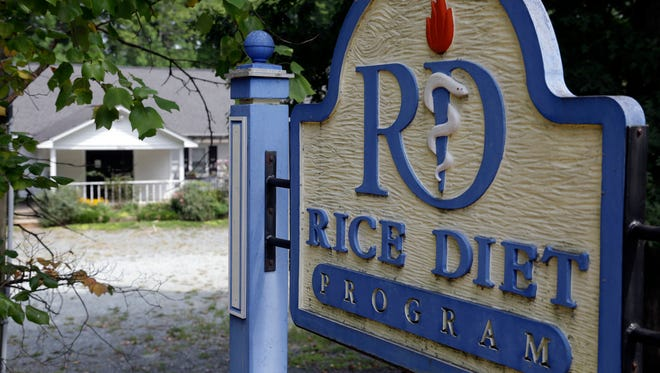 The Rice Diet facility in Durham, N.C., is now closed.The company that took the Rice Diet banner after Duke University's hospital spun it off a decade ago has closed after more than 70 years of attracting celebrities and others suffering chronic illness and obesity to Durham.