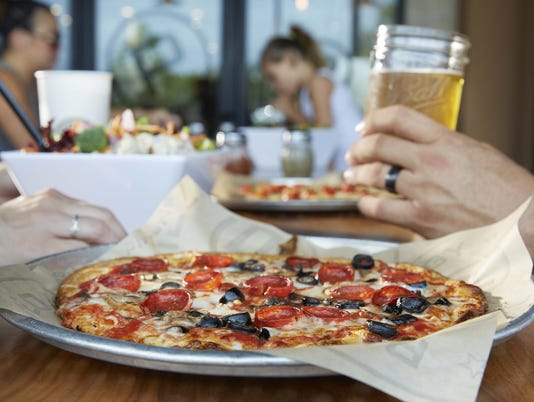 Now open: Pieology Pizzeria