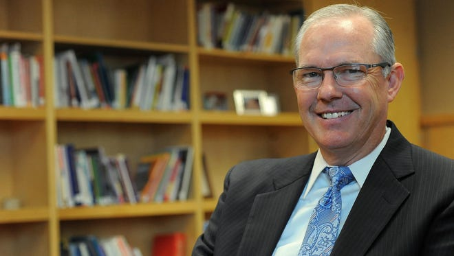Dr. Brian Maher is the new superintendent of the Sioux Falls School District.