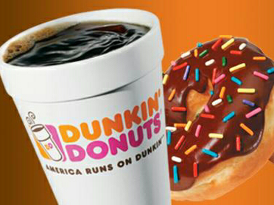 A Menomonee Falls police detective is suing Dunkin' Donuts because an employee spit on his coffee. The incident occurred Dec. 21, 2017.