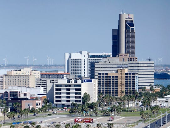 The Coastal Bend's business climate remained strong,
