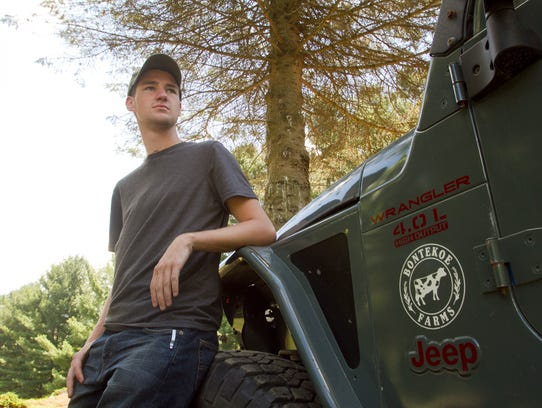 Restoring vehicles like this '99 Jeep Wrangler is a