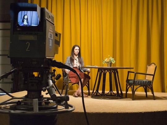 "Rebecca Hall stars in ""Christine."""