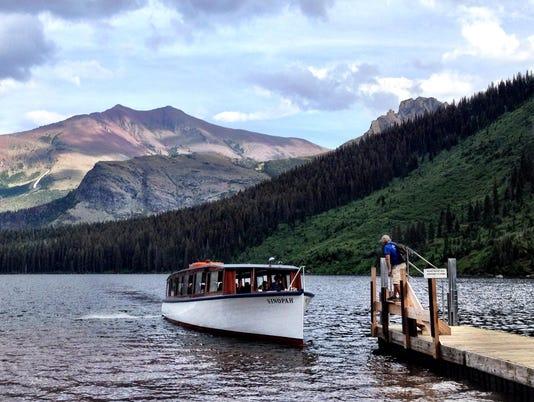 -sinopah two medicine lake