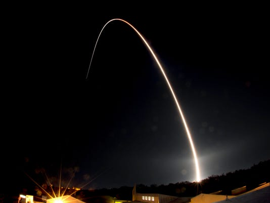 Delta IV Launches WGS-8