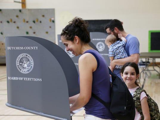 School Vote - Arlington