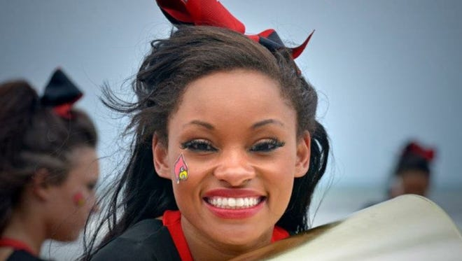 Shanae Moorman, University of Louisville cheerleader and GymTyme AllStar , was killed Saturday in a car crash.