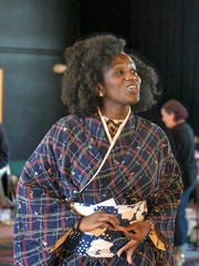 Mezzo-soprano Tesia Kwarteng stars as Suzuki in the