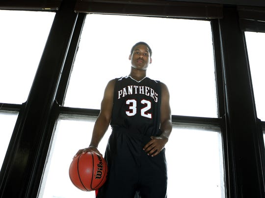 Purdue recruit and North Central's Terone Johnson