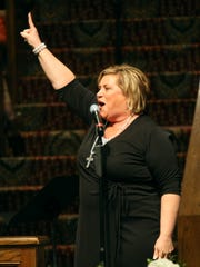 Sandi Patty performs May 8 at First Baptist Church