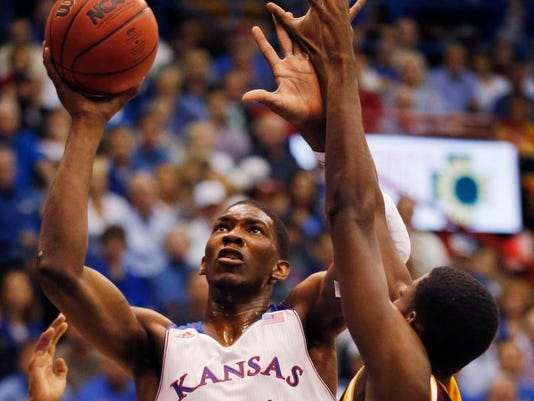 Iona Kansas Basketball